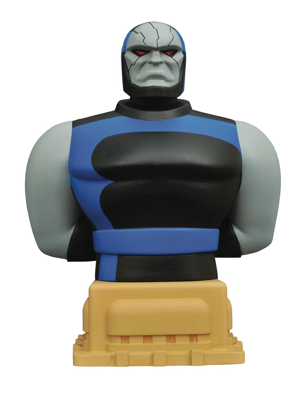 DC Comics sep172470 Superman der animierten Serie Darkseid Kunstharz Büste