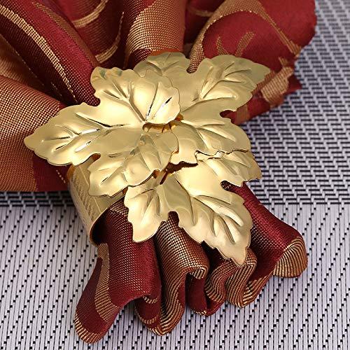 Leaf Napkin Holder - 5