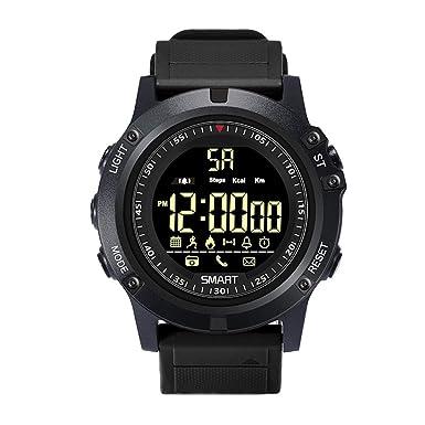 Amazon.com: Star_wuvi Waterproof Bluetooth Sport Smart Watch ...