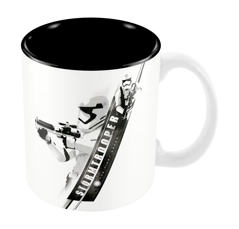 Taza de cerámica, diseño Star Wars Episodio 7 Stormtrooper Blaster por solo 9,47€