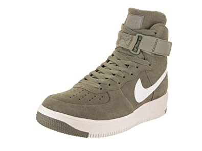 686dd550cc478 Nike Men's Air Force 1 Ultraforce Hi Basketball Shoe: Amazon.co.uk ...