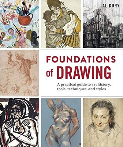 Foundations of Drawing: A Practical Guide to Art History, Tools, Techniques, and Styles - Chalk Pastel Drawing
