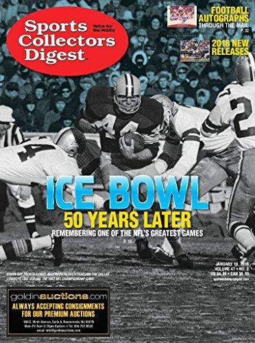 Magazines : Sports Collectors Digest