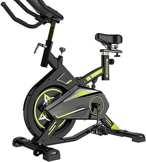 BF-DCGUN Bicicleta de Ejercicios Ultra silenciosa para Interiores ...