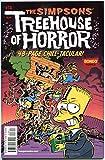 SIMPSONS TREEHOUSE OF HORROR #18, NM, Evil Dead, 2012, Homer, Bart, Bongo