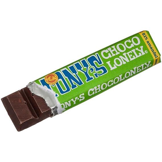 Tonys Chocolonely Chocolate con leche con turrón ...