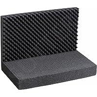 Almohadilla de espuma con dados ajustables, parte superior e inferior (3 piezas), dimensiones de 43 x 33 cm, para…