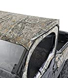 Honda 0SR85-HL4-220A Camo Fabric Roof/Rear Panel