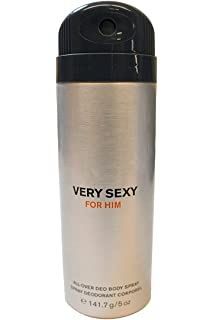 Sexy body spray