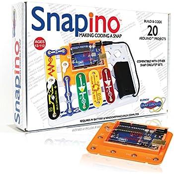 amazon com snap circuits pro sc 500 electronics exploration kit