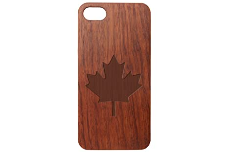 Amazon Com For Apple Iphone 7 8 Rosewood Wood Phone Case