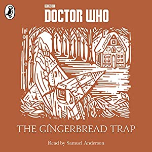 The Gingerbread Trap Audiobook