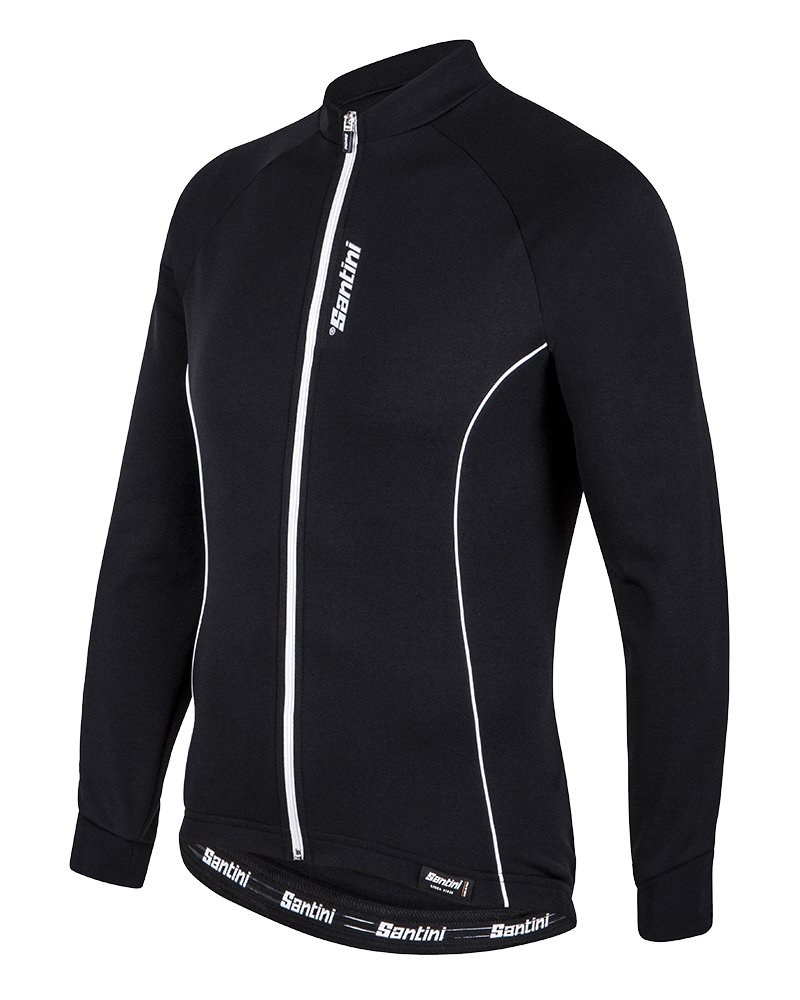 Santini 365 Ora Langarm Shirt Thermo Fleece