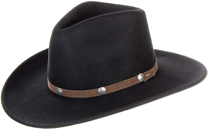 af1d3a1ce32 Stetson Tahoe Crushable Wool Hat