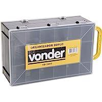 Organizador Plástico Duplo Vd 2003 Vonder