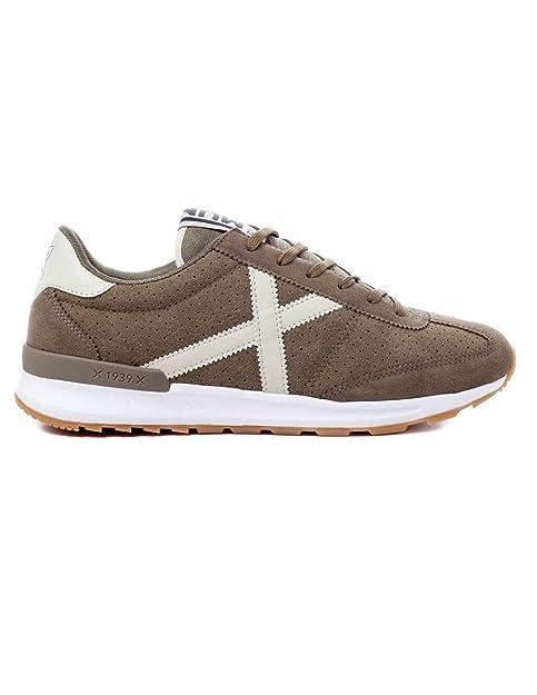 9066b767e2176 Zapatillas Munich Dynamo 07 Hombre  Amazon.es  Zapatos y complementos