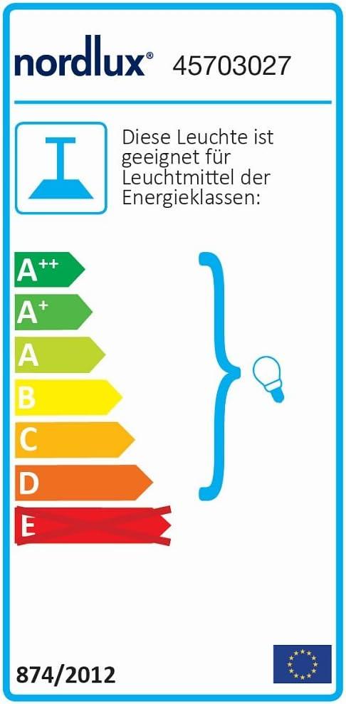 Nordlux Embla Lumière Pendentif-Ambre-Danois minimaliste