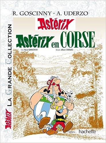 Livres Astérix La Grande Collection -  Astérix en Corse - n°20 pdf