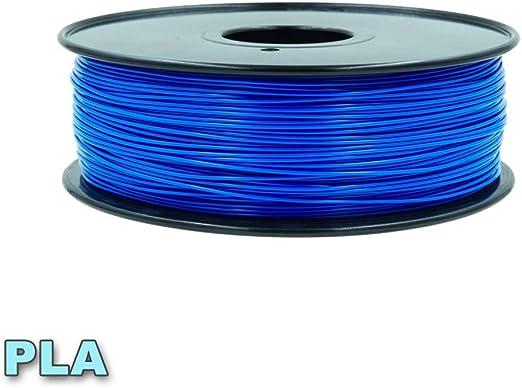 WSHZ Impresora 3D 1.75Mm Filamento PLA, Impresión 3D PLA Filamento ...