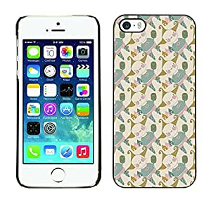 PatternViking PC Polycarbonate Aluminium Back Case Cover Apple iPhone 5 / 5S ( cute baby ) by ruishername