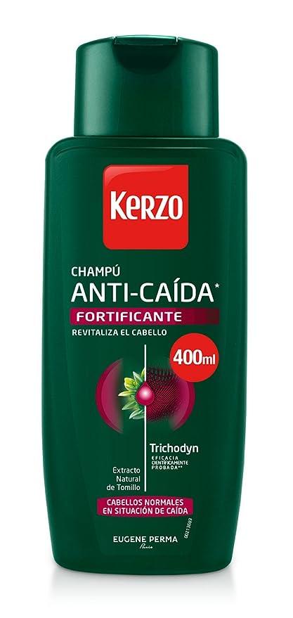 Kerzo Champú Anticaída Fortificante para Cabellos Normales ...