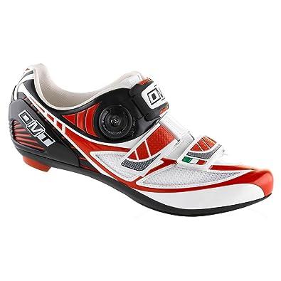 Diamant Dmt - Zapatillas dmt pegasus mujer, talla 38, color blanco / rojo: Amazon.es: Deportes y aire libre