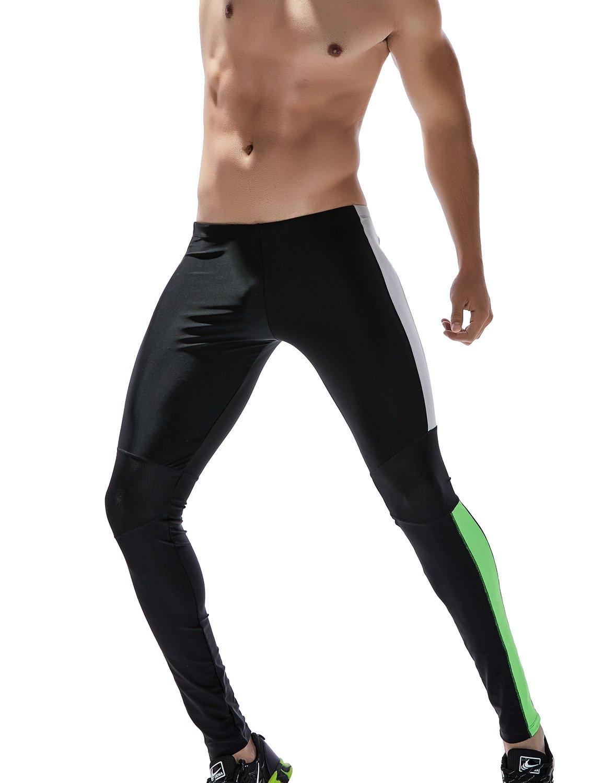 TAUWELL Mens Sports Compression Tights Leggings SEOBEAN