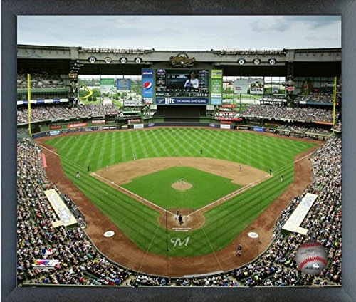 Miller Park Milwaukee Brewers MLB Photo (Size: 12