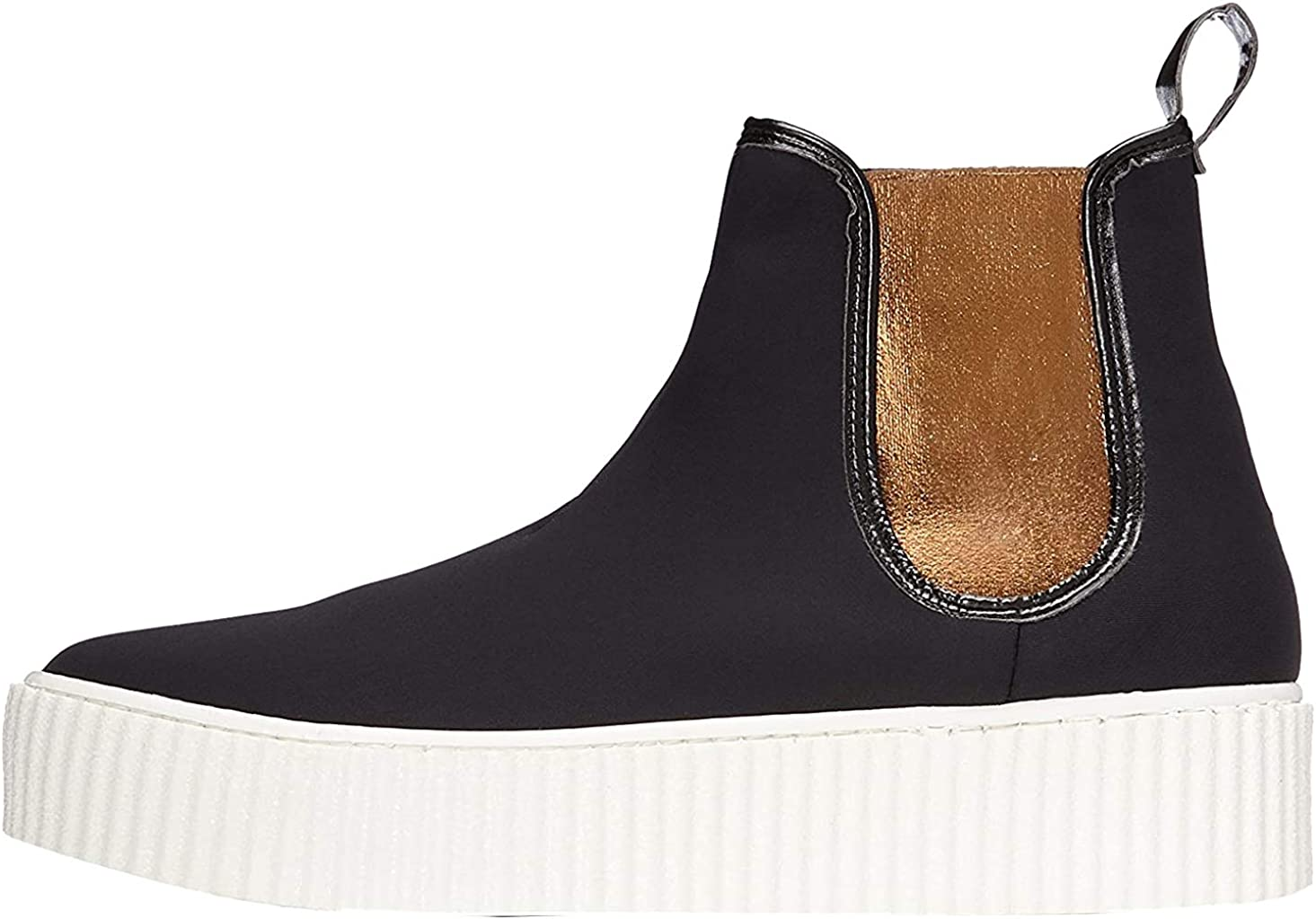 Marca Amazon - find. Zapatillas Tipo Chelsea Mujer