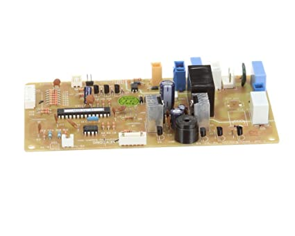 MASTER-BILT PARTS 02-71532 MAIN PCB MSR VERSION A-1 TURBO (