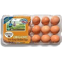 Organic Valley, Organic Free-Range Medium Brown Eggs - 18 ct