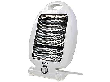 Calefactor Infrarrojos estufa cuarzo qh3000wt: Amazon.es: Bricolaje y herramientas
