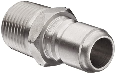 Quick Connect Fittings >> Dixon Stmp4ss Stainless Steel 303 Hydraulic Quick Connect Fitting