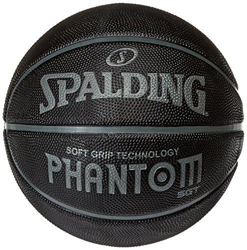 Spalding NBA Phantom Sponge Rubber - Pelota de Baloncesto, Color ...