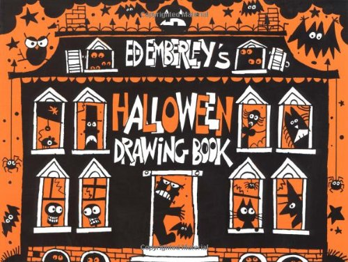 Ed Emberley's Halloween Drawing -