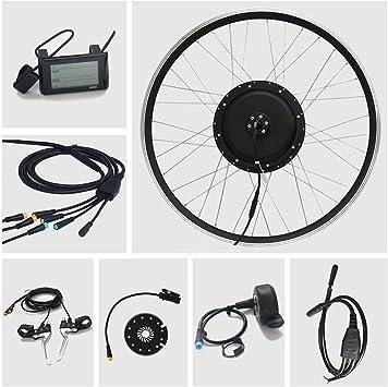 TZIPower - Kit de conversión para bicicleta eléctrica (27,5 ...