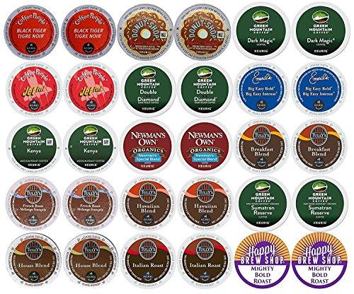 30 count Variety Sampler Pack Single Serve