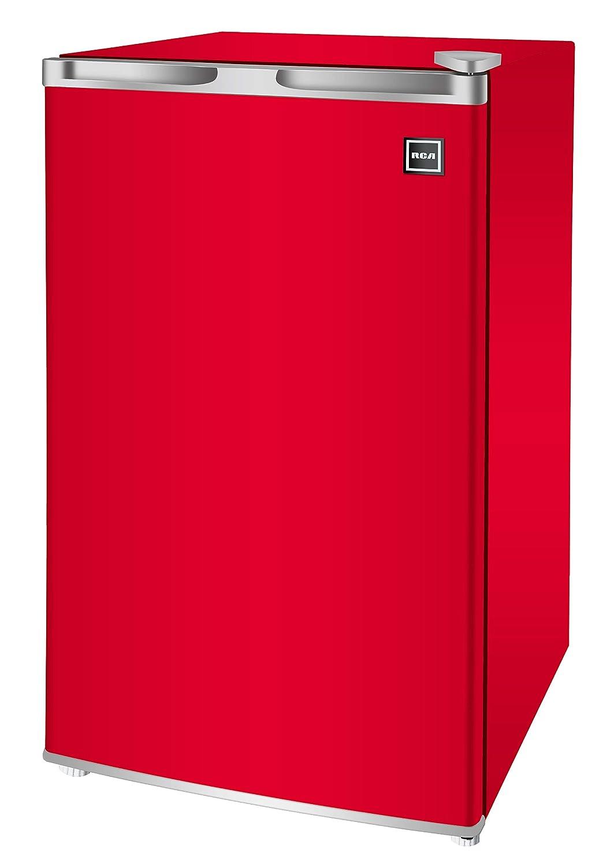 Igloo 3.2-cu. ft. Refrigerator red