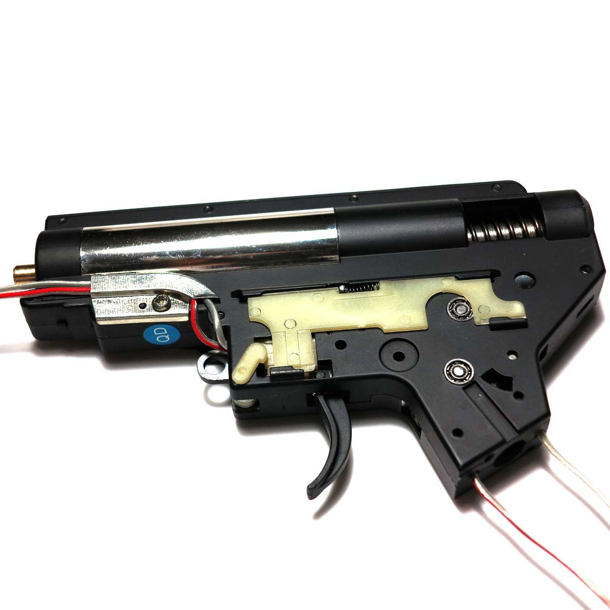 AEG Airsoft Wargame Shooting Gear E&C 8mm Complete QD Transform M4 Gearbox Version 2 Front Line by Airsoft Storm
