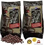 Wilton 2-Pack Chocolate Fondue Melting Wafers