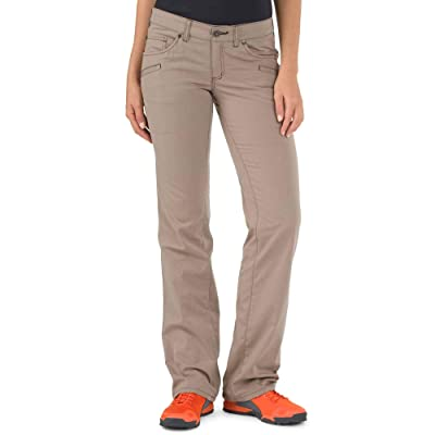.com : 5.11 Tactical Women's Flex-Tac Stretch Fabric Cirrus Pants, Full Gusseted Crotch, Style 64391 : Clothing