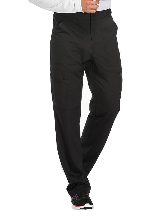 Men's Dynamix Zip Fly Cargo Pants best men's scrub pants
