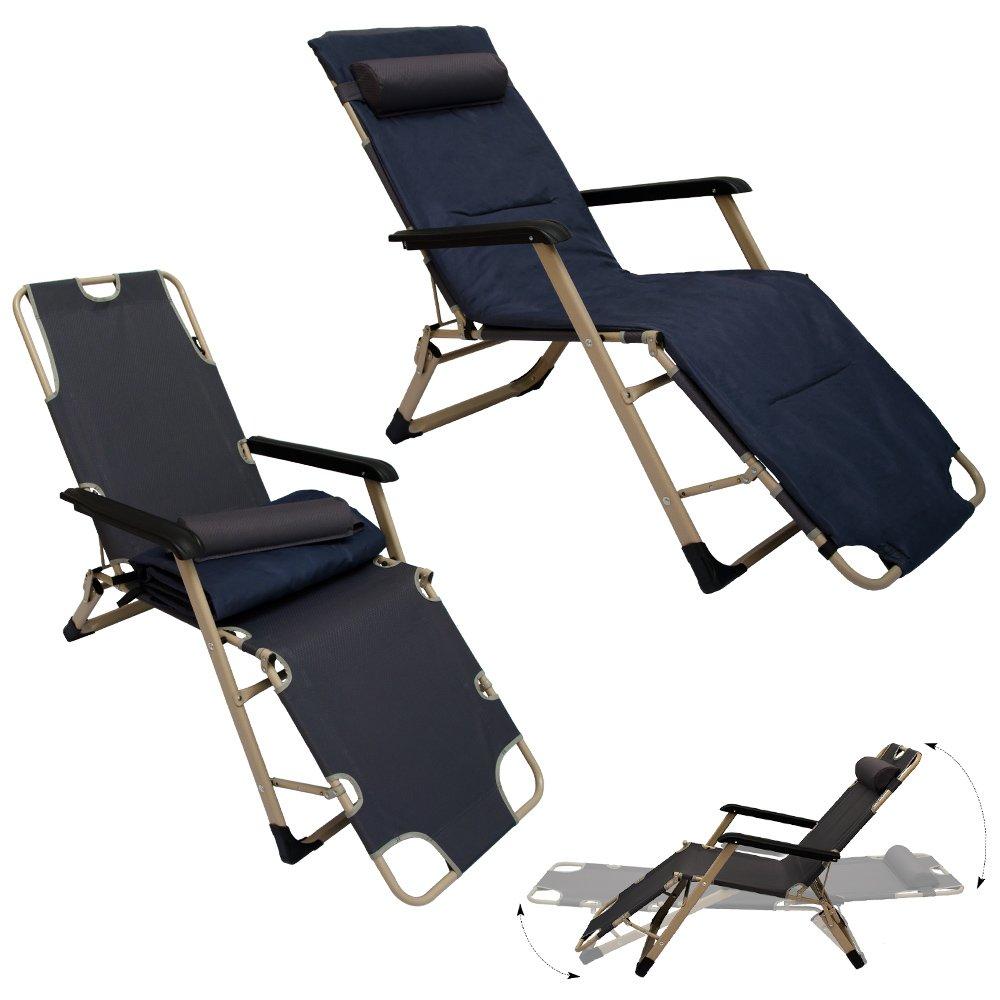 Transat pliant mobilier portable for Transat bois pliant