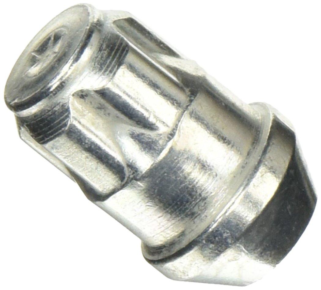 M12/x 1,5/mm RH H /& R 125001/key4/Ruote Serratura di Dadi 4/Cono Set di 60/Gradi