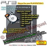 Disco duro para playsation 3 - PS3
