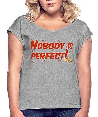 Spreadshirt Bibi Und Tina Star Edition Nobody Is Perfect Frauen T