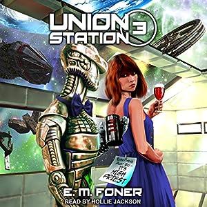 High Priest on Union Station Audiobook
