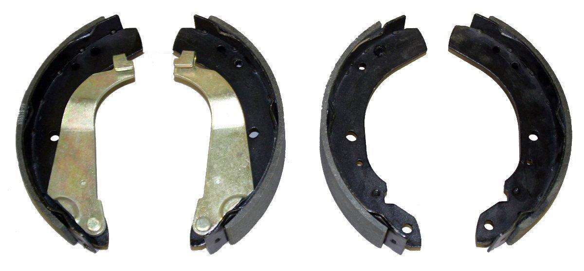 Monroe BX657 Bonded Brake Shoe Tenneco
