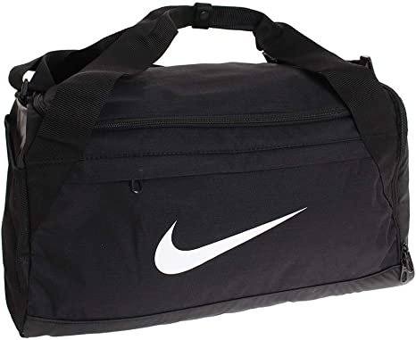Nike Brasilia Duffel Bag Small BlackWhite Size Small