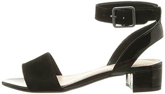 24ca97146 Clarks Women s Sharna Balcony Black Combi SDE Fashion Sandals - 5.5 UK  Buy  Online at Low Prices in India - Amazon.in